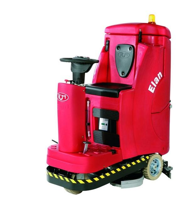 Schrobmachine elan schrobmachines rcm atimo cleantech bvba for Floor zamboni machine